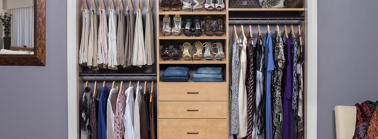 Small closet