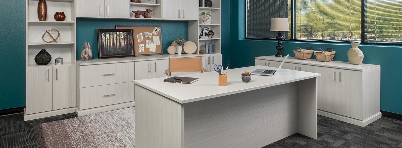 desks home cabinets nz in built office furniture and shelves cabinet