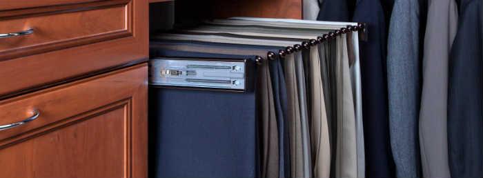 Pants Rack: