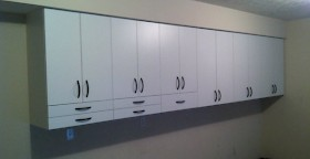 Garage Cabinets Installation